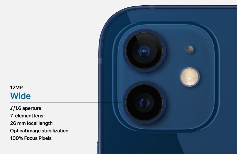 苹果发布iPhone 12 更轻更薄 内置A14 Bionic芯片 支持5G的照片 - 14