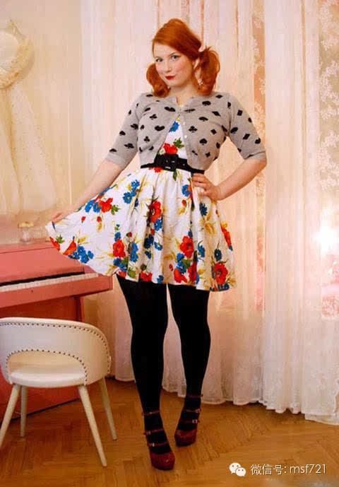 穿旗袍的紧身肥臀_身材不匀称的女生:腰细、臀肥、腿粗到底应该怎么穿?