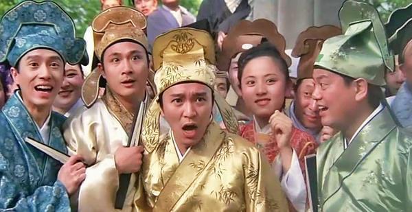 香港爆笑喜剧片国语_什么喜剧片最搞笑?