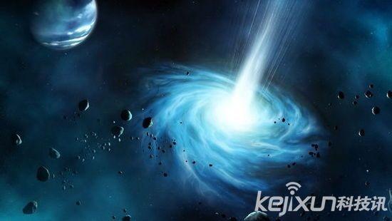 蟲洞連接多維宇宙的通道,穿過蟲洞即可實現時空旅行