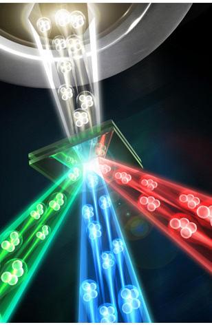 量子纠缠态_纠缠光子解锁量子技术灵敏度