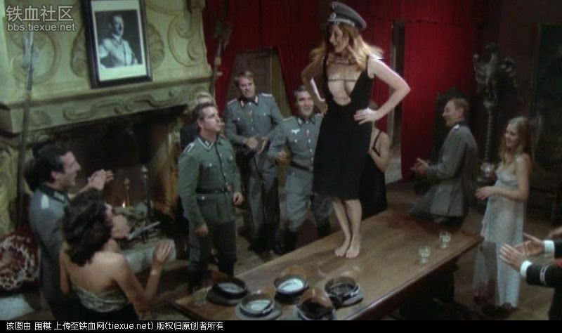 魔鬼女接中营_爱在纳粹-德国纳粹战争爱情电影|纳粹集中营的爱与火|纳粹爱营 ...