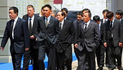 中国黑道老大排行榜2015_黑社会到底哪家强?看中国十大顶级黑社会帮派实力排行榜
