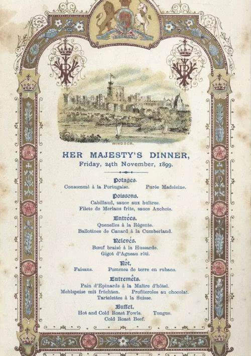 国宴�9ce_深度揭秘 英女王亲定的国宴菜单都有啥?