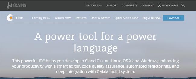 深受C/C 程序员欢迎的11款IDE - AnddyWang - CSDN博客