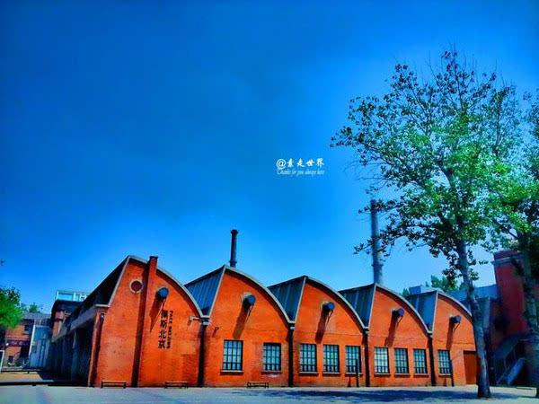 798艺术区-京城内的另类风景